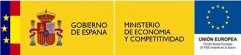 Confinanciación FSE-MINECO