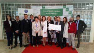 Antonio Núñez y su equipo reciben el I Premio SMARTCARE
